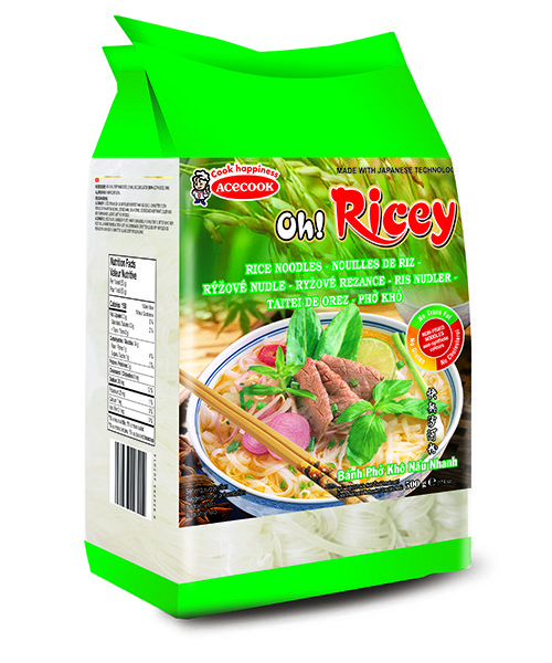 Oh! Ricey Dried Rice Noodles