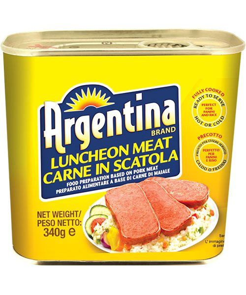 Argentina Pork Luncheon Meat