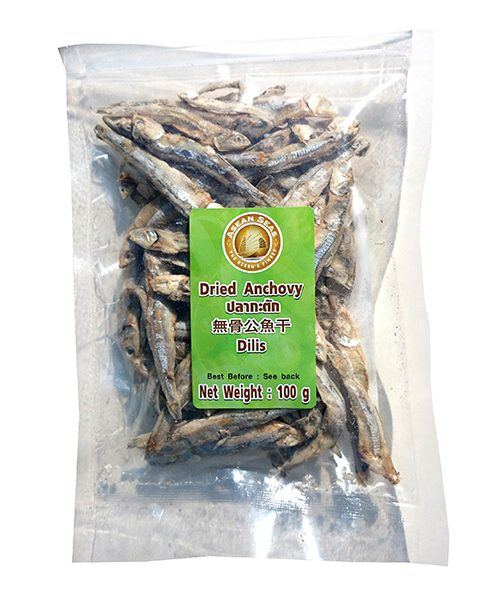 ASEAN SEAS Dried Anchovies 1.5″ – 2″