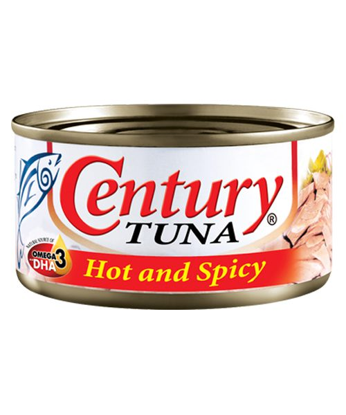 Century Tuna Flakes Hot & Spicy