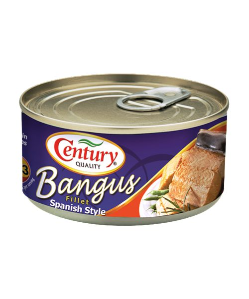 Century Milkfish (Bangus) Fillets Spanish Style