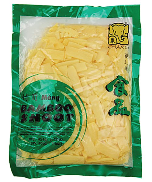 Chang Bamboo Shoot Vacuum Pack Slice