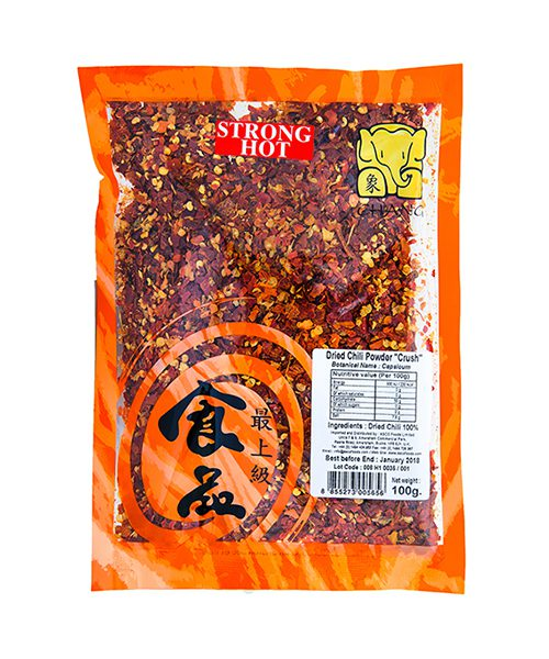 Chang Dried Chillies Crushed