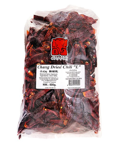 Chang Dried Chillies Large