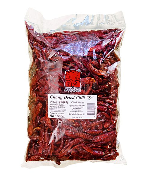 Chang Dried Chillies Small