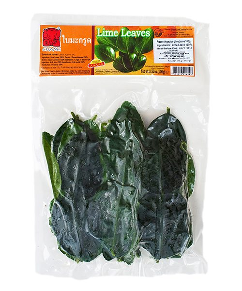 Chang FROZEN Kaffir Lime Leaves