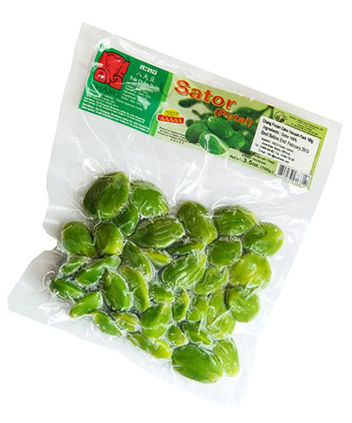 Chang FROZEN Sator Beans Vacuum Packed
