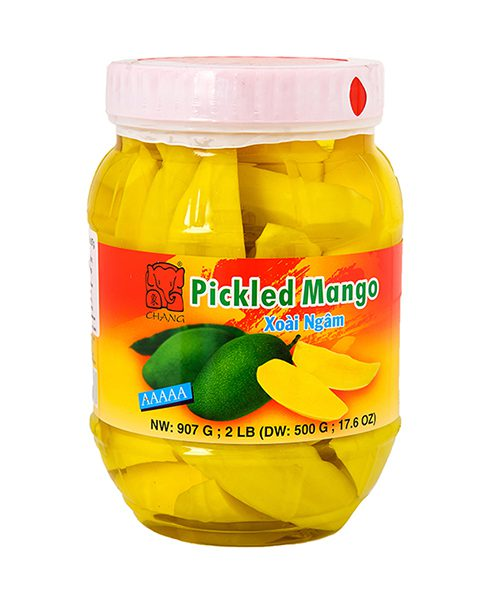 Chang Pickled Mango Slice