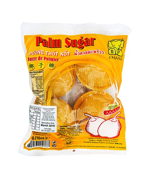 Chang Pure Palm Sugar Discs