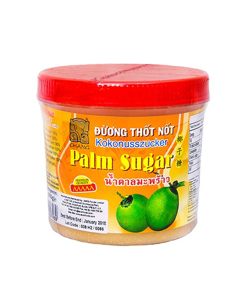 Chang Pure Palm Sugar in Tubs