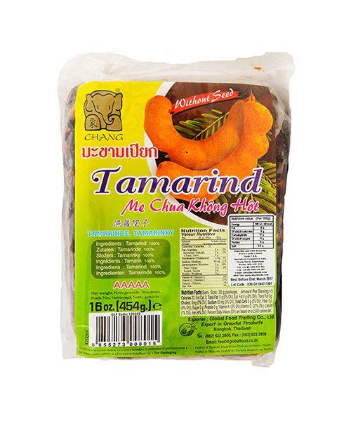Chang Tamarind Block (Seedless)