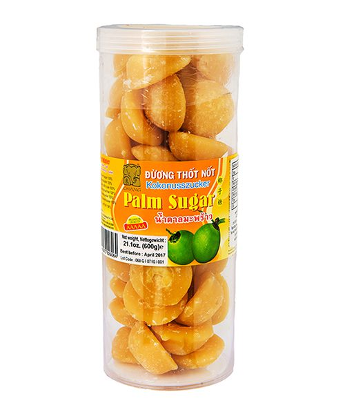 Chang Pure Palm Sugar (Small Discs)