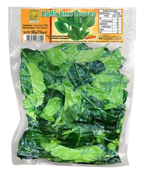 Chang FROZEN Kaffir Lime Leaves (BULK Pack)
