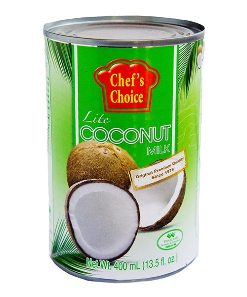Chef's Choice Coconut Milk Lite