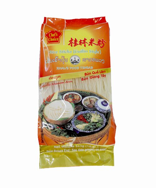 Chef's Choice Rice Sticks (Khanom Jeen)