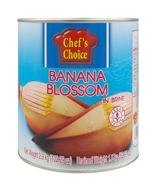 Chef's Choice Banana Blossom in Brine