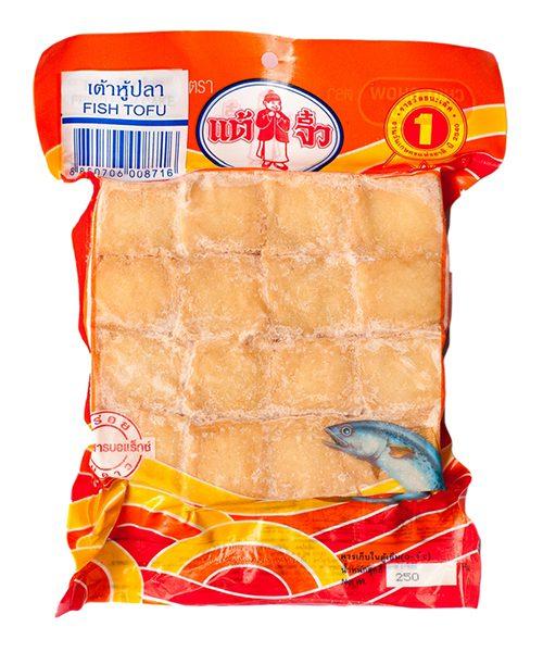 Chiu Chow Fish Tofu