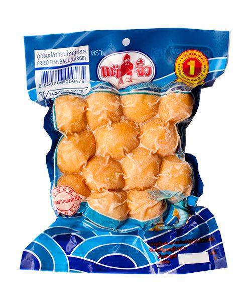 Chiu Chow FRIED Fish Balls