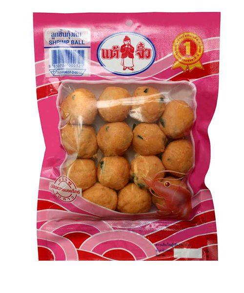 Chiu Chow Shrimp Balls