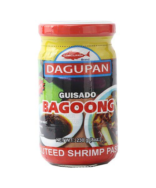 Dagupan Sauteed Shrimp Fry (Bagoong Guisado) Spicy
