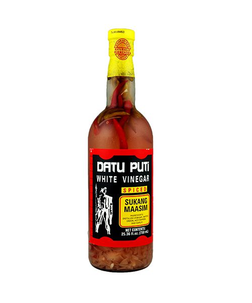 Datu Puti Spicy Vinegar