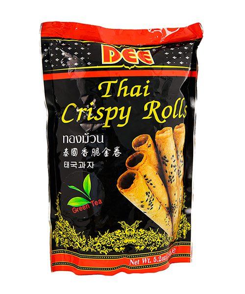 Dee Crispy Rolls Green Tea Flavour