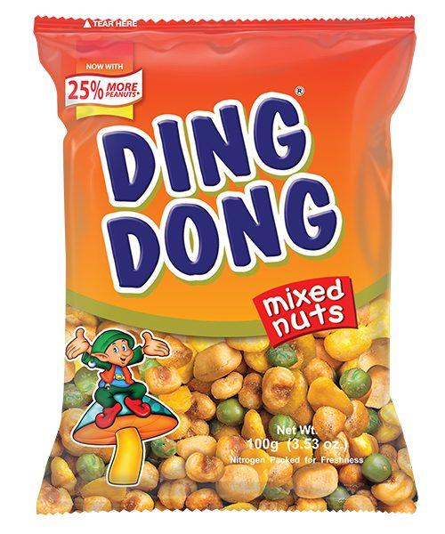 Ding Dong Mixed Nuts Original