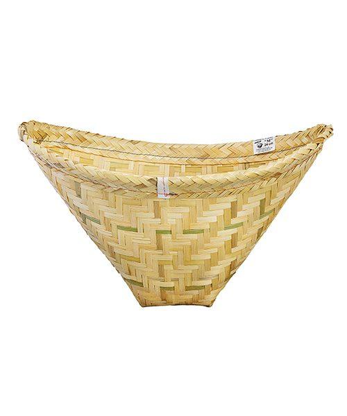 GLF Bamboo Sticky Rice Steamer Basket M (24cm)