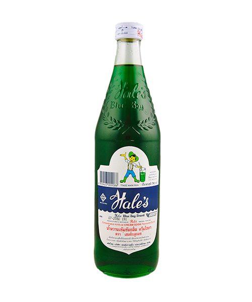 Hale Blue Boy Green Cream Soda