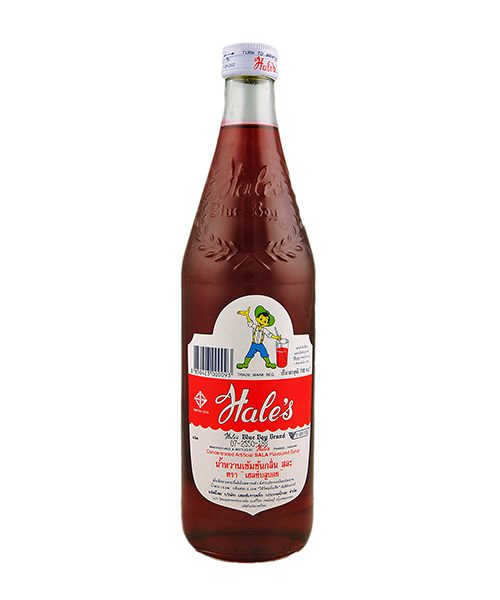 Hale Blue Boy Red Sala