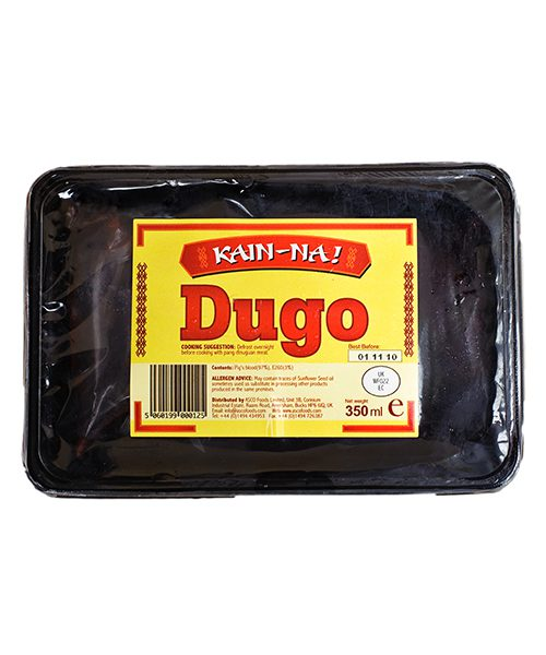 Leo's FROZEN Pig's Blood (Dugo)