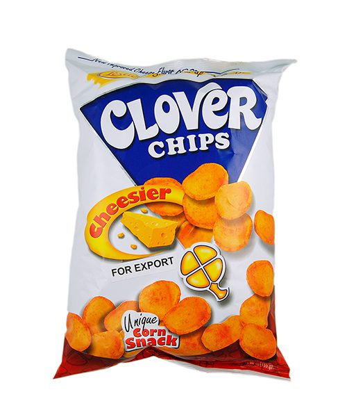 Leslie's Clover Chips Cheese Flavour