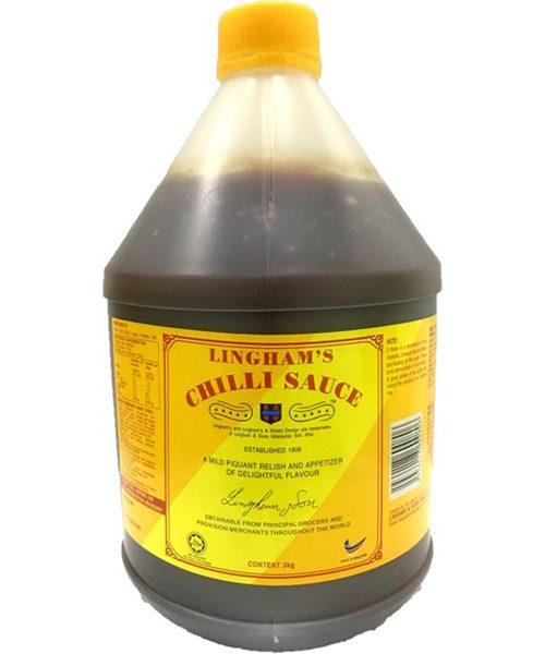 Lingham's Chilli Sauce Bulk