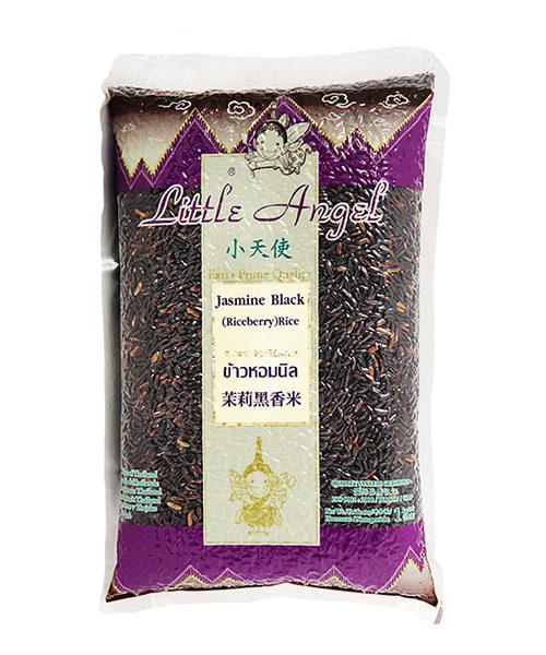Little Angel Thai Black JASMINE Rice