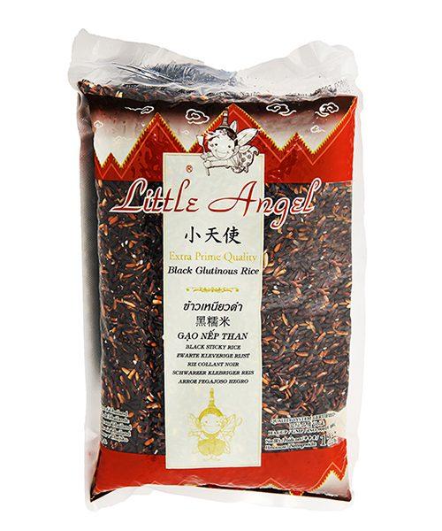Little Angel Thai Black GLUTINOUS Rice