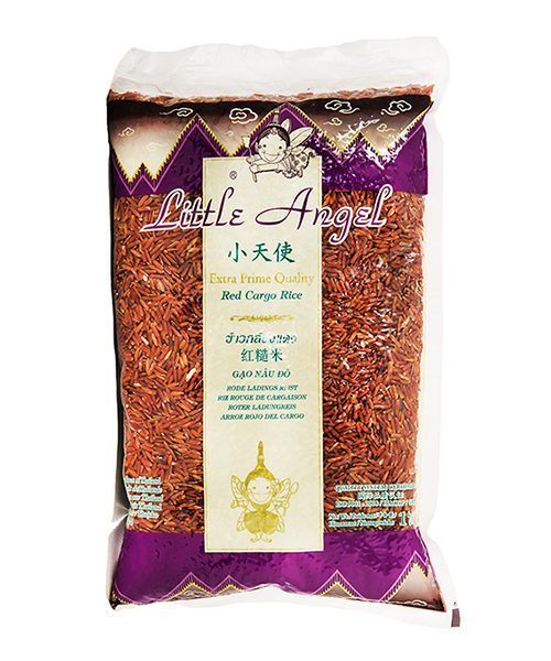 Little Angel Thai Red Cargo Rice