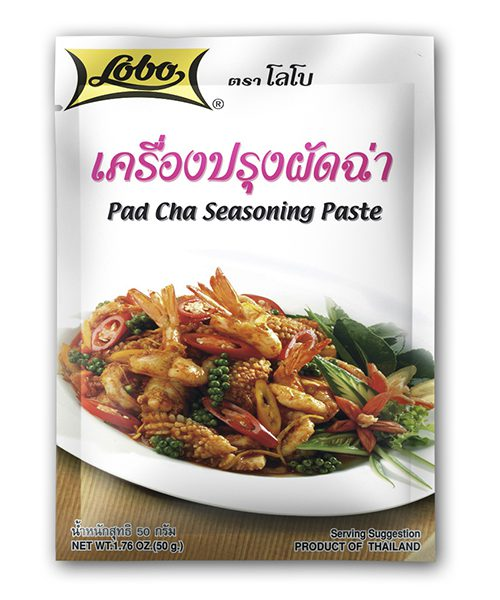 Lobo Pad Cha Seasoning Paste