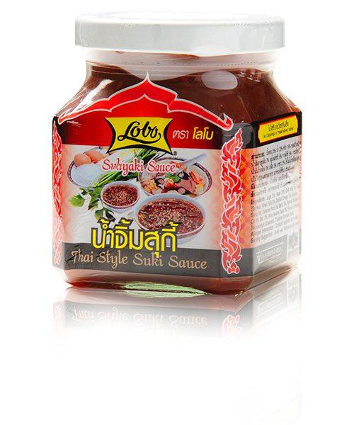 Lobo Thai Style Sukiyaki Sauce JAR