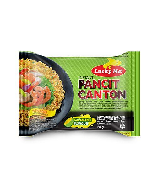 Lucky Me Pancit Canton Kalamansi Instant Noodles