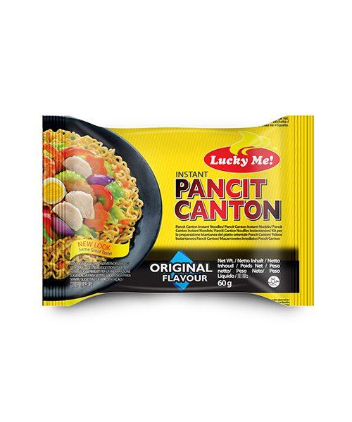 Lucky Me Pancit Canton Original Chow Mein Instant Noodles