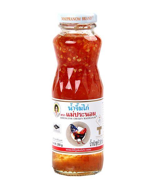 Mae Pranom Sweet Chilli Sauce