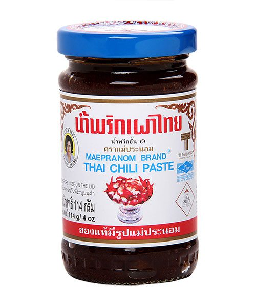 Mae Pranom Thai Chilli Paste