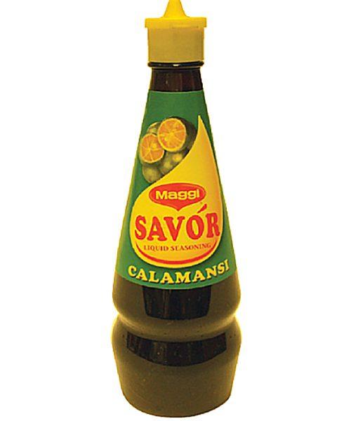 Maggi Savor Calamansi Seasoning Sauce