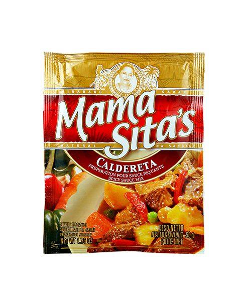 Mama Sita's Caldereta Spicy Sauce Mix