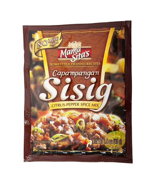 Mama Sita's Capampangan Sisig Citrus Pepper Spice Mix