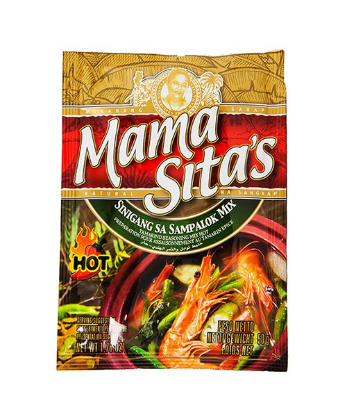 Mama Sita's Sinagang Sampalok Hot Tamarind Seasoning Mix