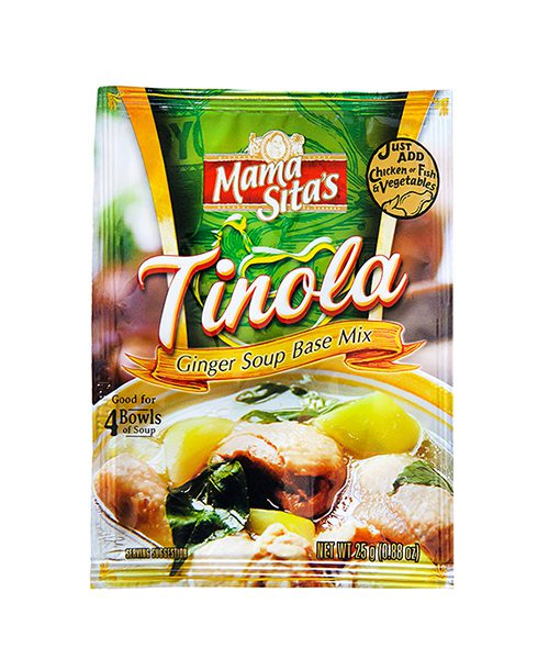 Mama Sita's Tinola (Ginger Soup Base Mix)