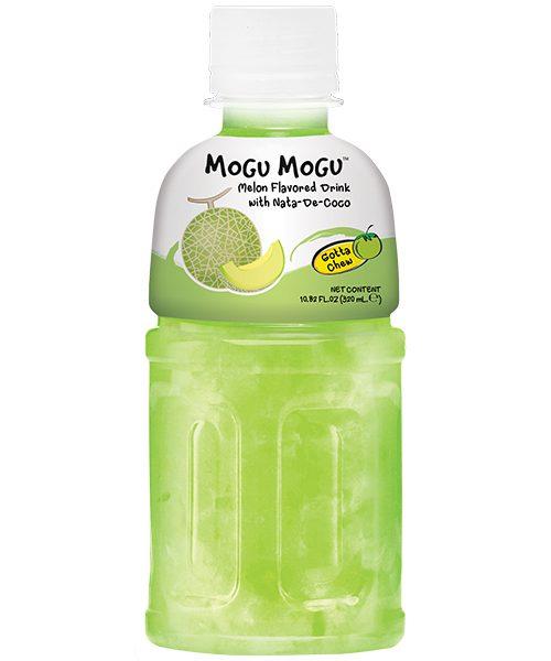Mogu Mogu Nata De Coco Drink: Melon Flavour