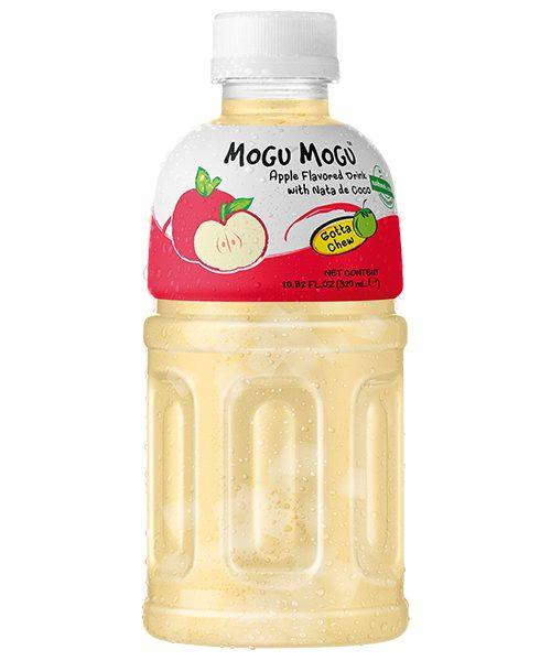 Mogu Mogu Nata De Coco Drink: Apple