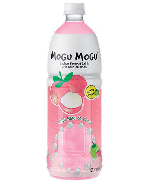 Mogu Mogu Nata De Coco Drink: Lychee Flavour